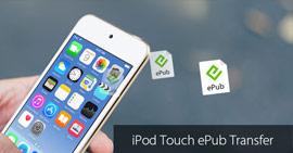 Trasferimento ePub iPod Touch