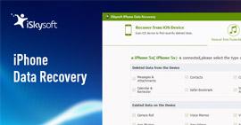 Odzyskiwanie danych iPhone iSkysoft