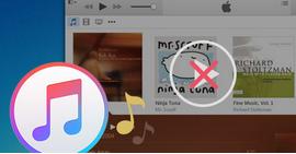 Muzyka iTunes nie jest odtwarzana