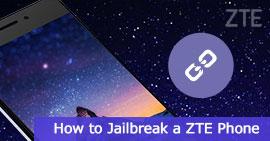 jailbreak ένα τηλέφωνο ZTE
