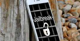 Zresetuj iPhone'a Jailbroken