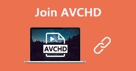 Připojte se k souborům AVCHD