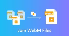 Combina video WebM