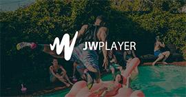 Użyj JW Player, aby osadzić wideo