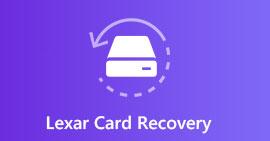 Ανάκτηση κάρτας Lexar
