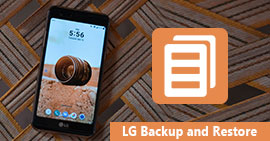 Backup and Restore LG
