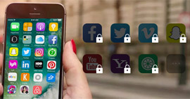 Come bloccare le app su iPhone