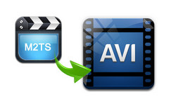 How to Convert M2TS to AVI