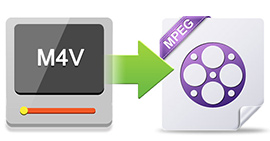 How to Convert M4V to MPEG