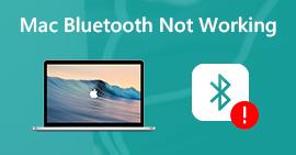 Fix Bluetooth werkt niet op Mac