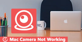 5 Easy Solutions to Fix the Issue that Camera is not Working on Mac