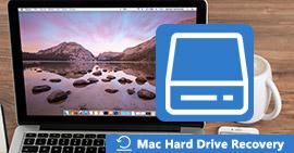 Ripristino del disco rigido del Mac