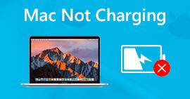 Mac non in carica