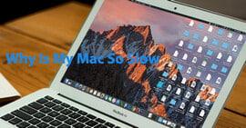 Mac działa tak wolno