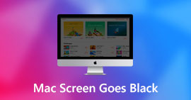 Mac Screen Goes Black
