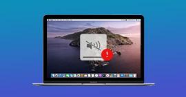 Διορθώστε τον ήχο Mac που δεν λειτουργεί