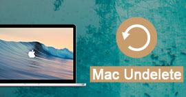 Mac non ripristinato