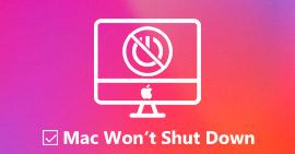 Mac не выключится