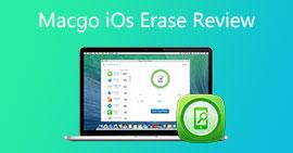 Αναθεώρηση διαγραφής Macgo iOS
