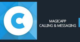 magicApp Κλήσεις και μηνύματα