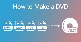 Vytvořte si DVD