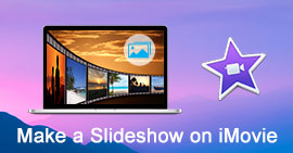 Make a slideshow on imovie