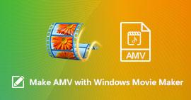 Δημιουργήστε AMV με το Windows Movie Maker