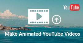Realizza video animati di Youtube