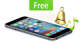 Free Create Your Own Ringtone for iPhone