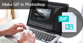Crea una GIF in Photoshop