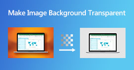 Make Image Background Transparent