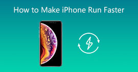 Make iPhone Faster