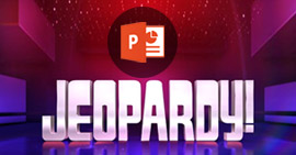 Crea Jeopardy Game su PPT