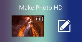 Maak een foto HD