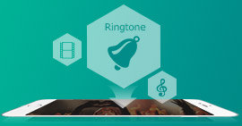 Make Ringtone from Audio and Video