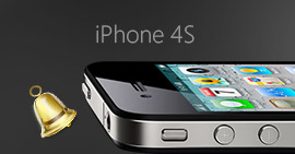 Zrób dzwonek iPhone 4S