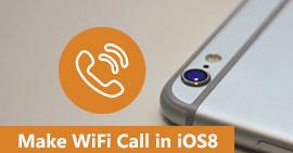 撥打Wi-Fi電話