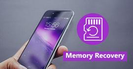 Oprogramowanie do odzyskiwania pamięci