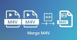 Unisci file M4V