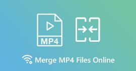 Sloučit soubory MP4 online