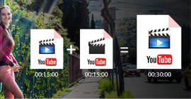 Unisci video di YouTube