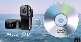 Converti Mini DV in DVD