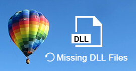 10 Solutions to Fix Missing DLL Files and Recover Data