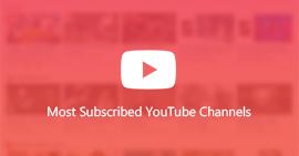 Το κανάλι με τα περισσότερα εγγεγραμμένα YouTube