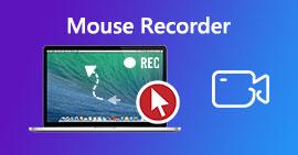 Myš rekordér