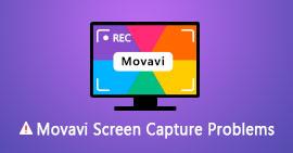 Použijte snímání obrazovky Movavi