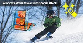 Efekty specjalne w Movie Maker