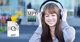 MP3 do AIFF