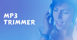 Miglior MP3 Trimmer per tagliare MP3 online o su Windows / Mac