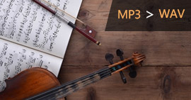 Convertitore WAV MP3 - Converti WAV in MP3 / MP3 in WAV